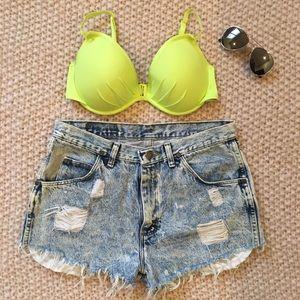 Victoria Secret Bathing Suit Top Size 34 DD